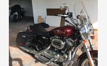 2016 Harley-Davidson Sportster 1200 for sale 200695577