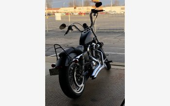 2016 Harley-Davidson Sportster 1200 for sale 200700035