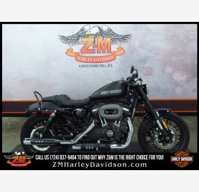 2016 Harley-Davidson Sportster Roadster for sale 200760100