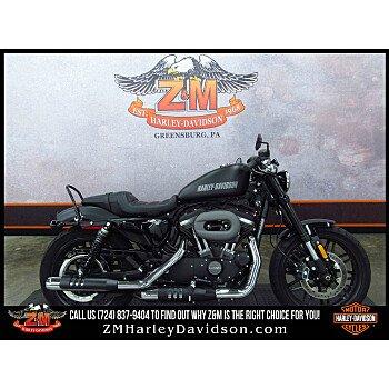 2016 Harley-Davidson Sportster Roadster for sale 200760100