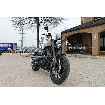 2016 Harley-Davidson Sportster Roadster for sale 200790430