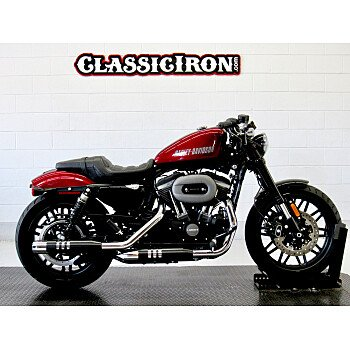 2016 Harley-Davidson Sportster Roadster for sale 200808616