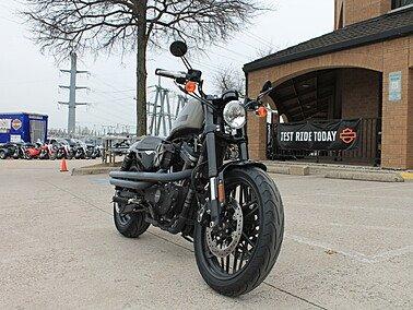 2016 Harley-Davidson Sportster Roadster for sale 200915859