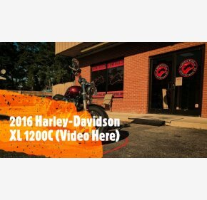 2016 Harley-Davidson Sportster for sale 200972203
