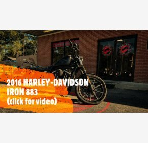 2016 Harley-Davidson Sportster for sale 200998034