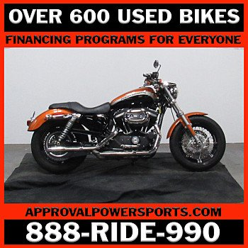 2016 Harley-Davidson Sportster for sale 201050344