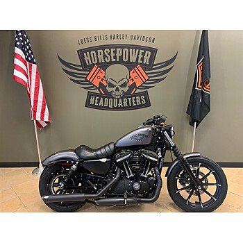 2016 Harley-Davidson Sportster Iron 883 for sale 201090383