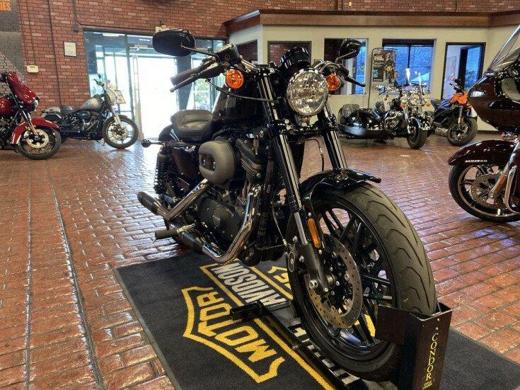 2016 Harley-Davidson Sportster Roadster for sale 201116585