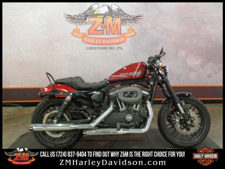 2016 Harley-Davidson Sportster Roadster for sale 201147655