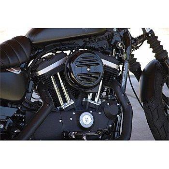 2016 Harley-Davidson Sportster Iron 883 for sale 201162005