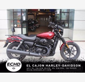 2016 Harley-Davidson Street 500 for sale 201051067