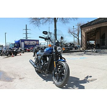2016 Harley-Davidson Street 750 for sale 200713060