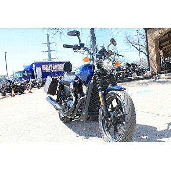 2016 Harley-Davidson Street 750 for sale 200713070