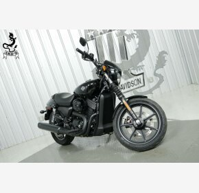 2016 Harley-Davidson Street 750 for sale 200627051