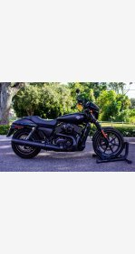 2016 Harley-Davidson Street 750 for sale 200629657