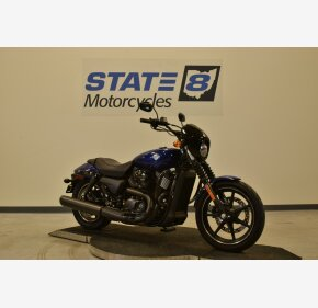 2016 Harley-Davidson Street 750 for sale 200634631