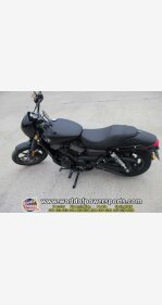 2016 Harley-Davidson Street 750 for sale 200636843