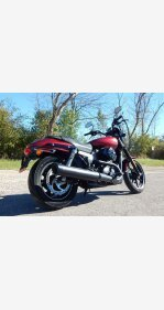 2016 Harley-Davidson Street 750 for sale 200641274