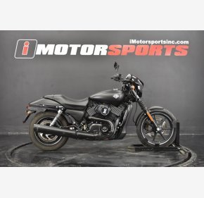 2016 Harley-Davidson Street 750 for sale 200645239