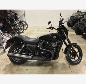 2016 Harley-Davidson Street 750 for sale 200646604