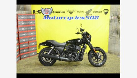 2016 Harley-Davidson Street 750 for sale 200665329
