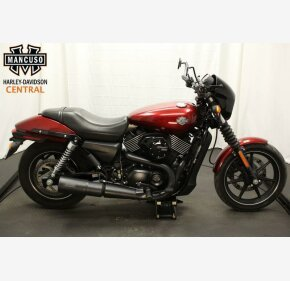 2016 Harley-Davidson Street 750 for sale 200665453