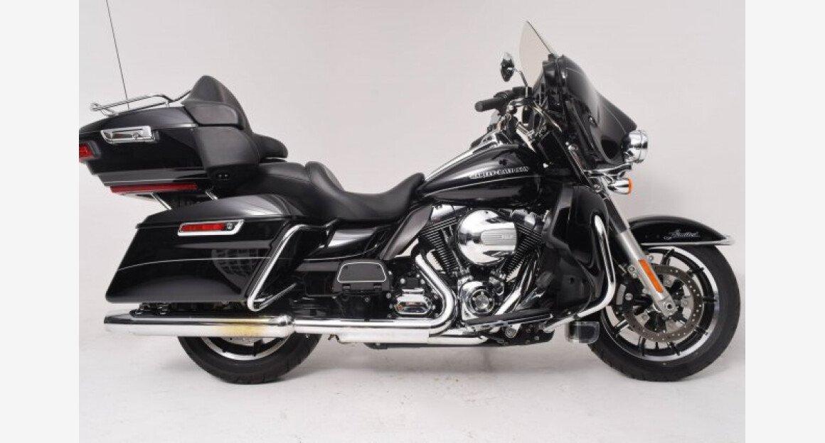 2016 Harley-Davidson Touring for sale 200591143