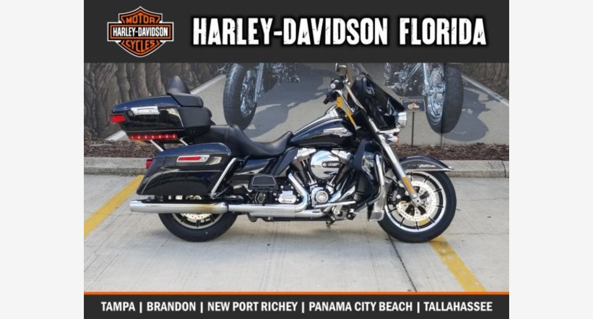 2016 Harley-Davidson Touring Ultra Classic Electra Glide for sale 200600587