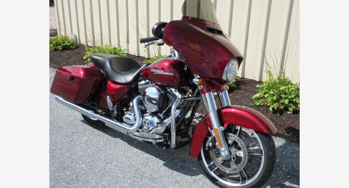 2016 Harley-Davidson Touring for sale 200619252