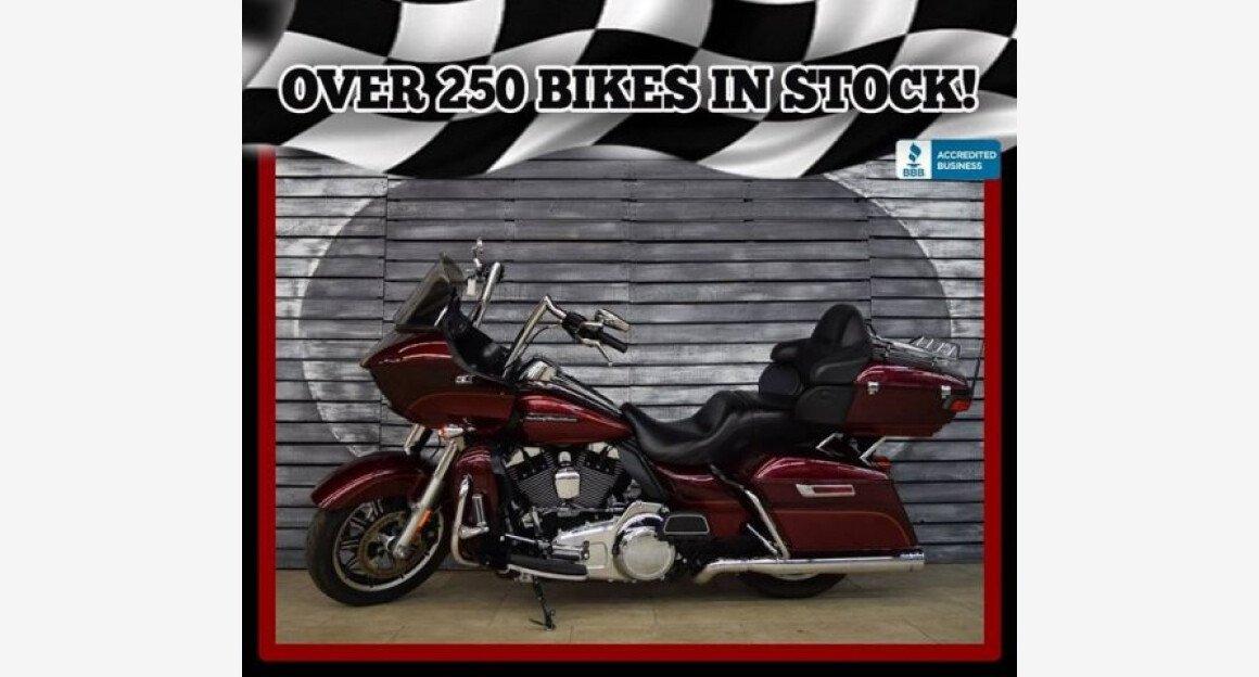 2016 Harley-Davidson Touring for sale 200621914