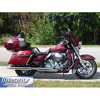 2016 Harley-Davidson Touring Electra Glide Ultra Limited Low for sale 200631411