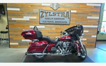 2016 Harley-Davidson Touring Electra Glide Ultra Classic for sale 200643619
