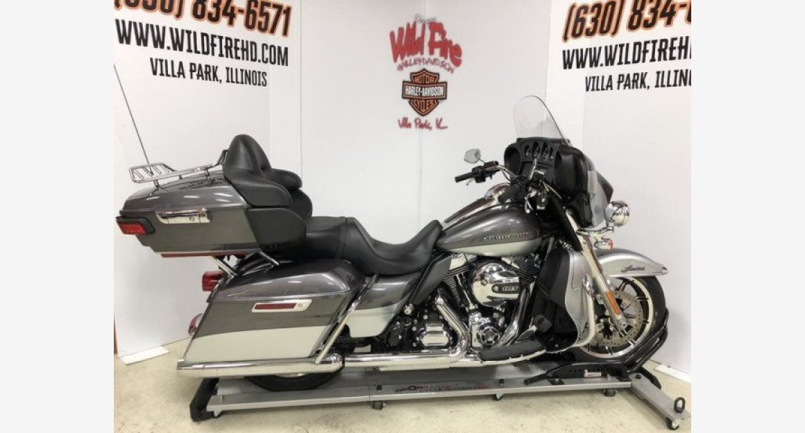 2016 Harley-Davidson Touring for sale 200647473