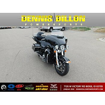 2016 Harley-Davidson Touring for sale 200655317