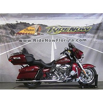 2016 Harley-Davidson Touring for sale 200658078