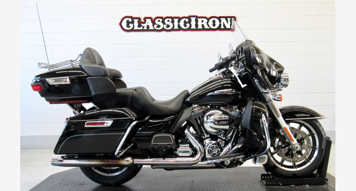 2016 Harley-Davidson Touring Ultra Classic Electra Glide for sale 200660717