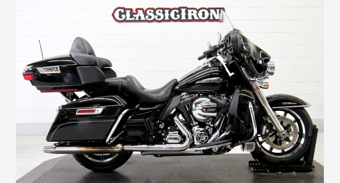 2016 Harley-Davidson Touring Ultra Classic Electra Glide for sale 200660721