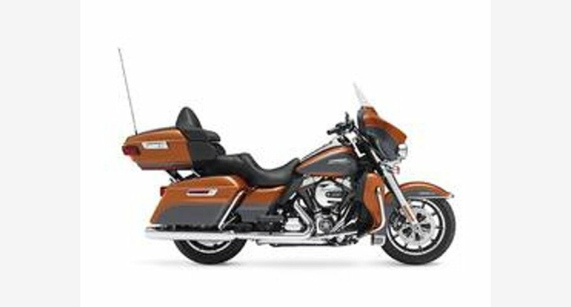 2016 Harley-Davidson Touring Ultra Classic Electra Glide for sale 200663206