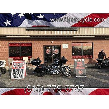 2016 Harley-Davidson Touring for sale 200703079