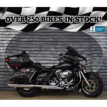 2016 Harley-Davidson Touring for sale 200623677