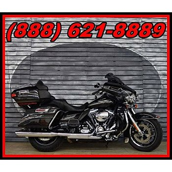 2016 Harley-Davidson Touring for sale 200623677