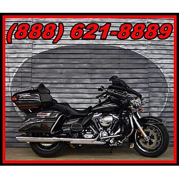 2016 Harley-Davidson Touring Ultra Limited for sale 200623677
