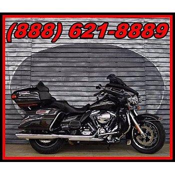2016 Harley-Davidson Touring Ultra Limited for sale 200623677