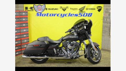 2016 Harley-Davidson Touring for sale 200630113