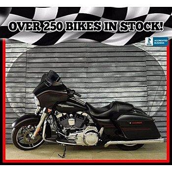 2016 Harley-Davidson Touring for sale 200708100
