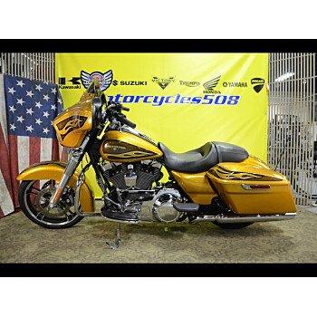 2016 Harley-Davidson Touring for sale 200763089