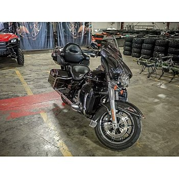2016 Harley-Davidson Touring for sale 200790013