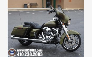 2016 Harley-Davidson Touring for sale 200824400