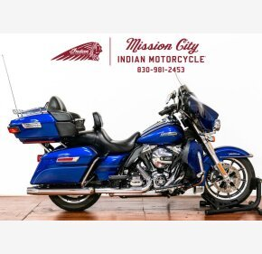 2016 Harley-Davidson Touring Ultra Classic Electra Glide for sale 200872116