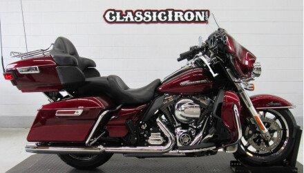 2016 Harley-Davidson Touring for sale 200913871